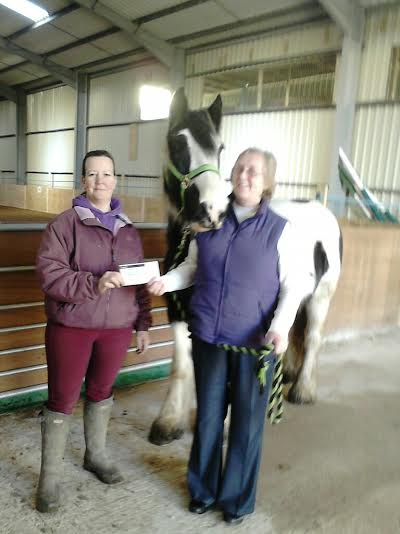 Cheque to RDA